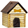 Dog house emoji